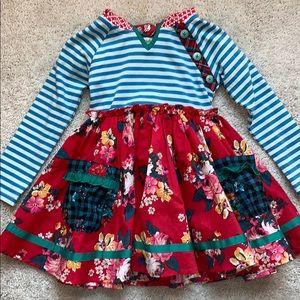 NWT A Merry Day Dress by Matilda Jane (Size 2)